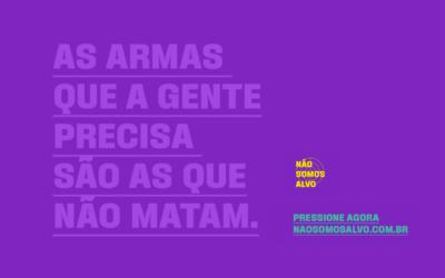 Instituto Akatu é contra decretos que facilitam a compra de armas no Brasil