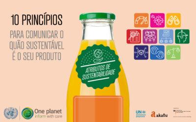 Aprenda a comunicar com eficácia a sustentabilidade de seus produtos