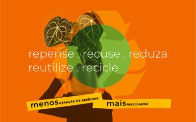 Vamos reciclar (muito) mais!