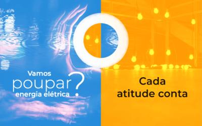 Evite o desperdício de energia elétrica!