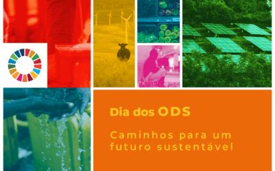 ODS: caminhos de mudança para um futuro melhor